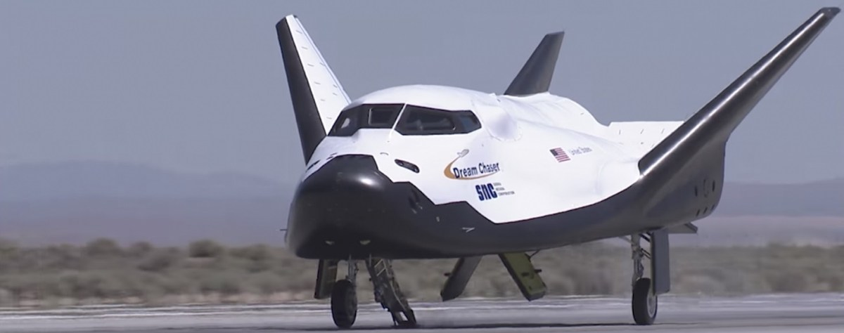 Sierra Nevada Corporation: avanti con il Dream Chaser - video